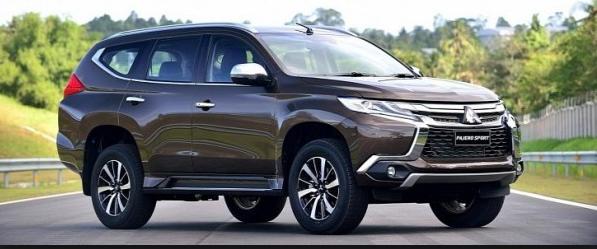 2020 Mitsubishi ASX exterior