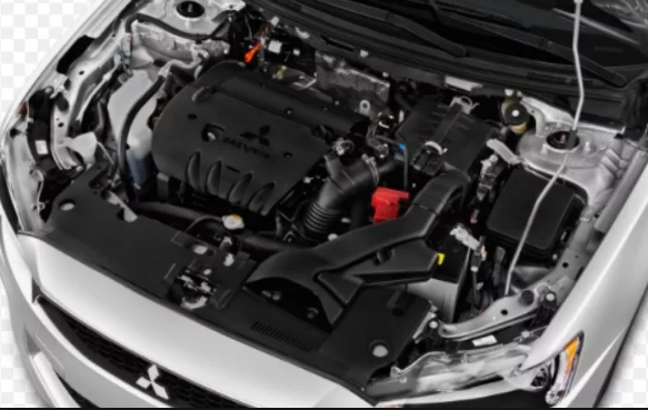 2020 Mitsubishi Lancer engine