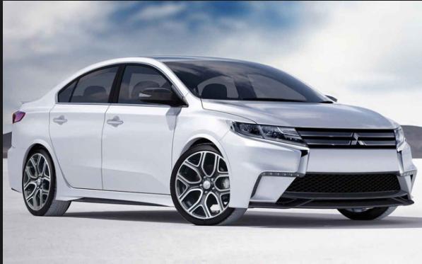 2020 Mitsubishi Lancer exterior
