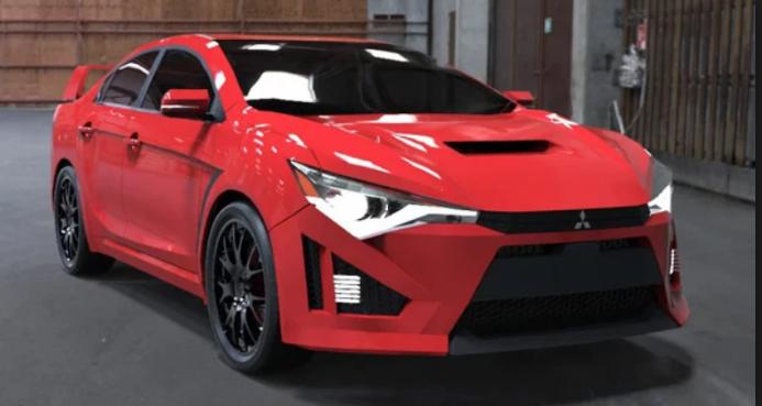 2020 Mitsubishi Lancer