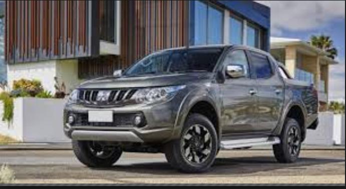 2020 Mitsubishi Triton review