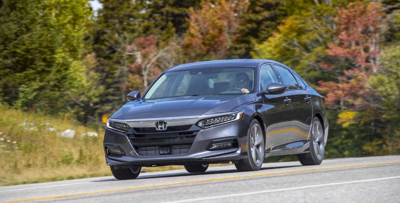 2021 Honda Accord Exterior