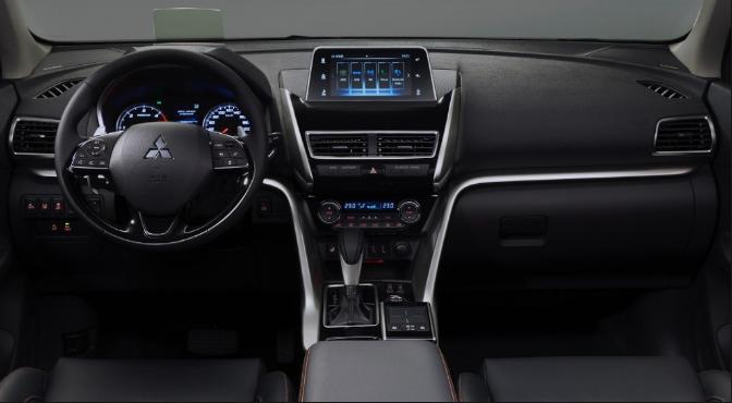 2021 Mitsubishi Galant interior