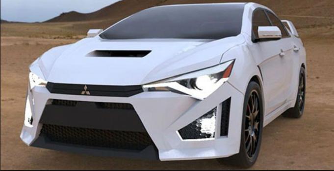 2021 Mitsubishi Galant