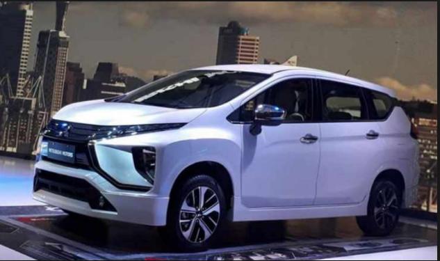 Mitsubishi Xpander 2021 exterior