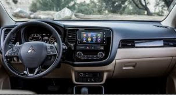 Mitsubishi Xpander 2021 interior
