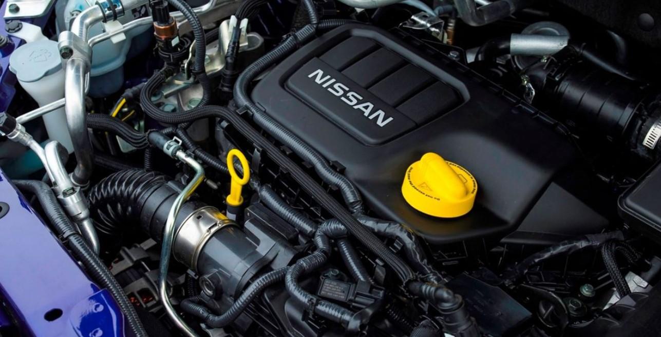 Nissan Qashqai 2021 Engine