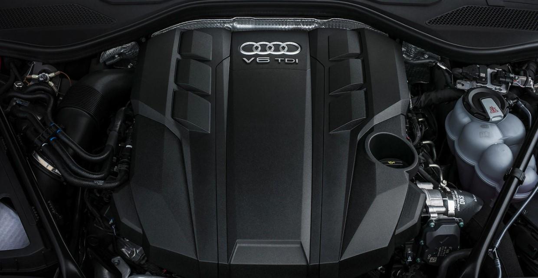 2020 Audi A8 Engine