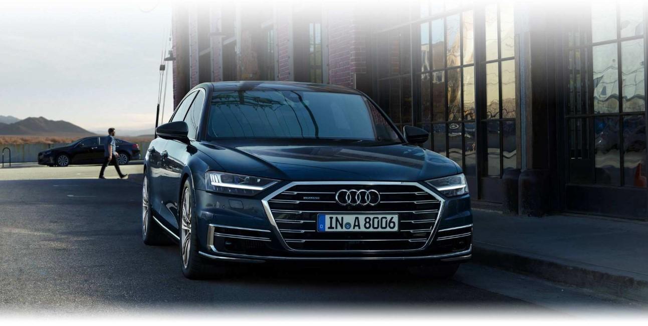 2020 Audi A8 Exterior