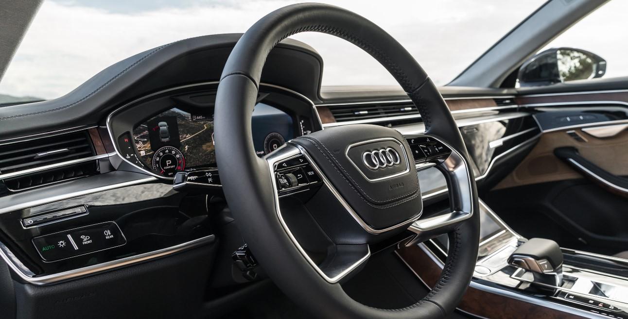 2020 Audi A8 Interior