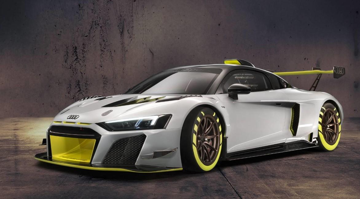 2020 Audi R8 GT Exterior