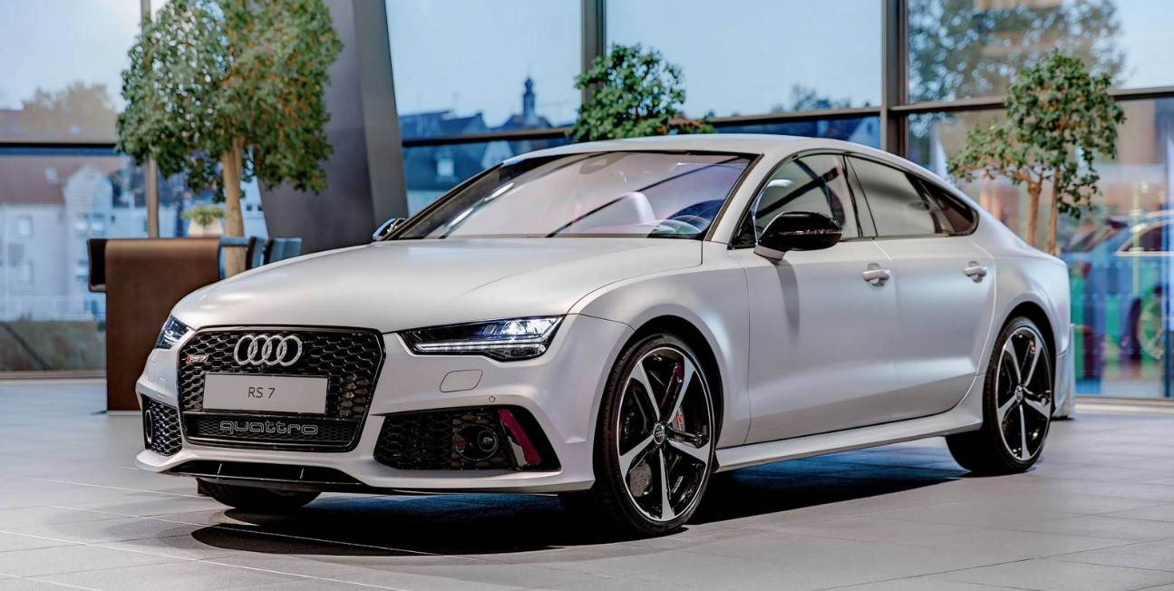 2020 Audi RS7 Exterior