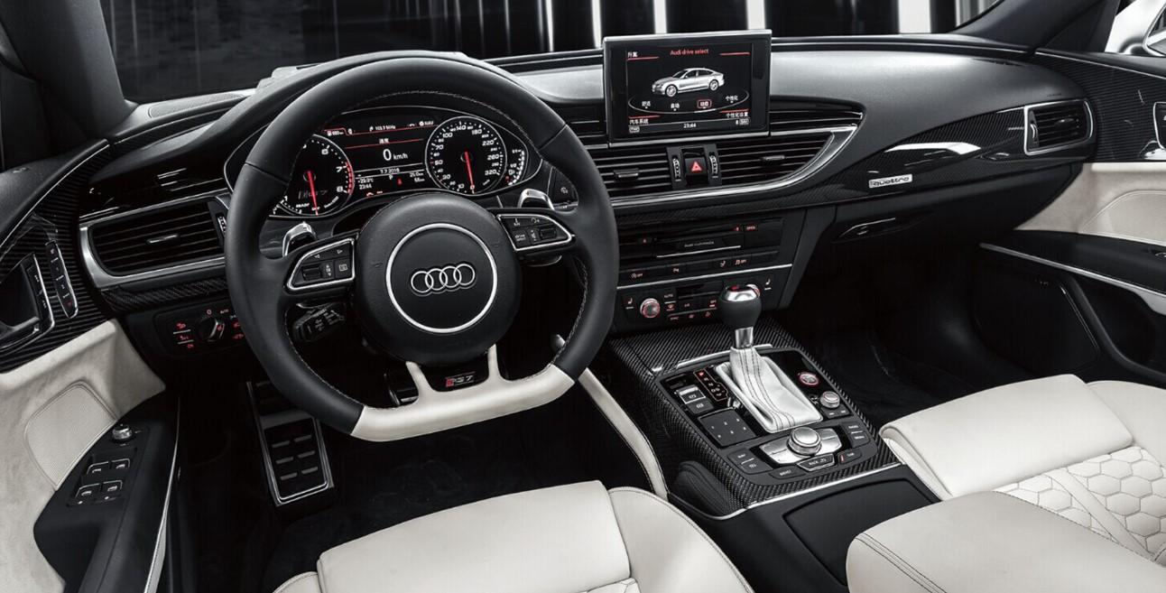 2020 Audi RS7 Interior