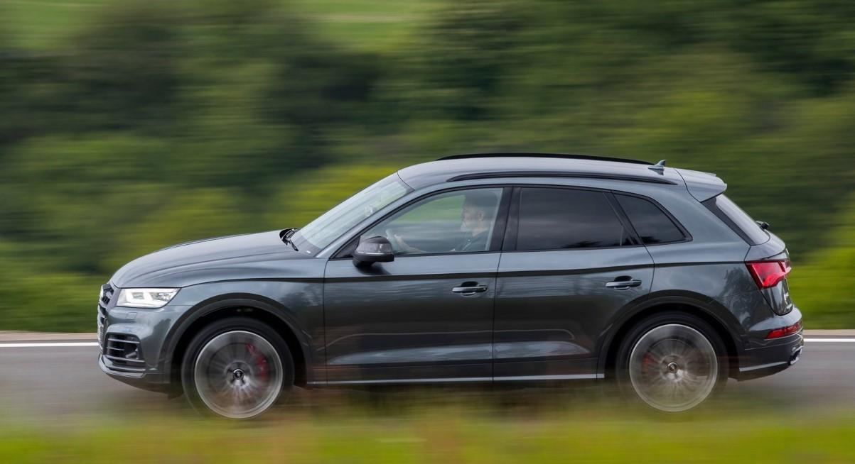 2020 Audi SQ5 Exterior