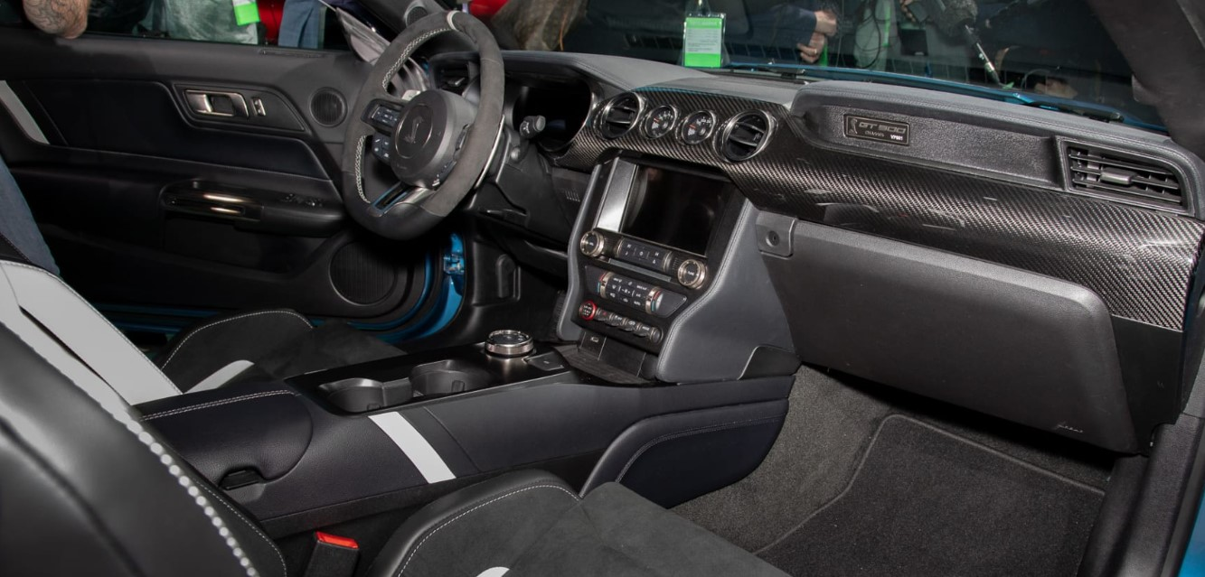 2020 Ford Shelby GT500 Interior