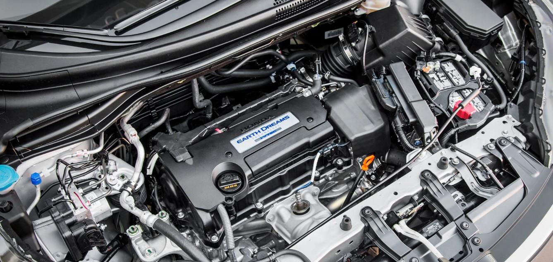 2020 Honda CRV Engine