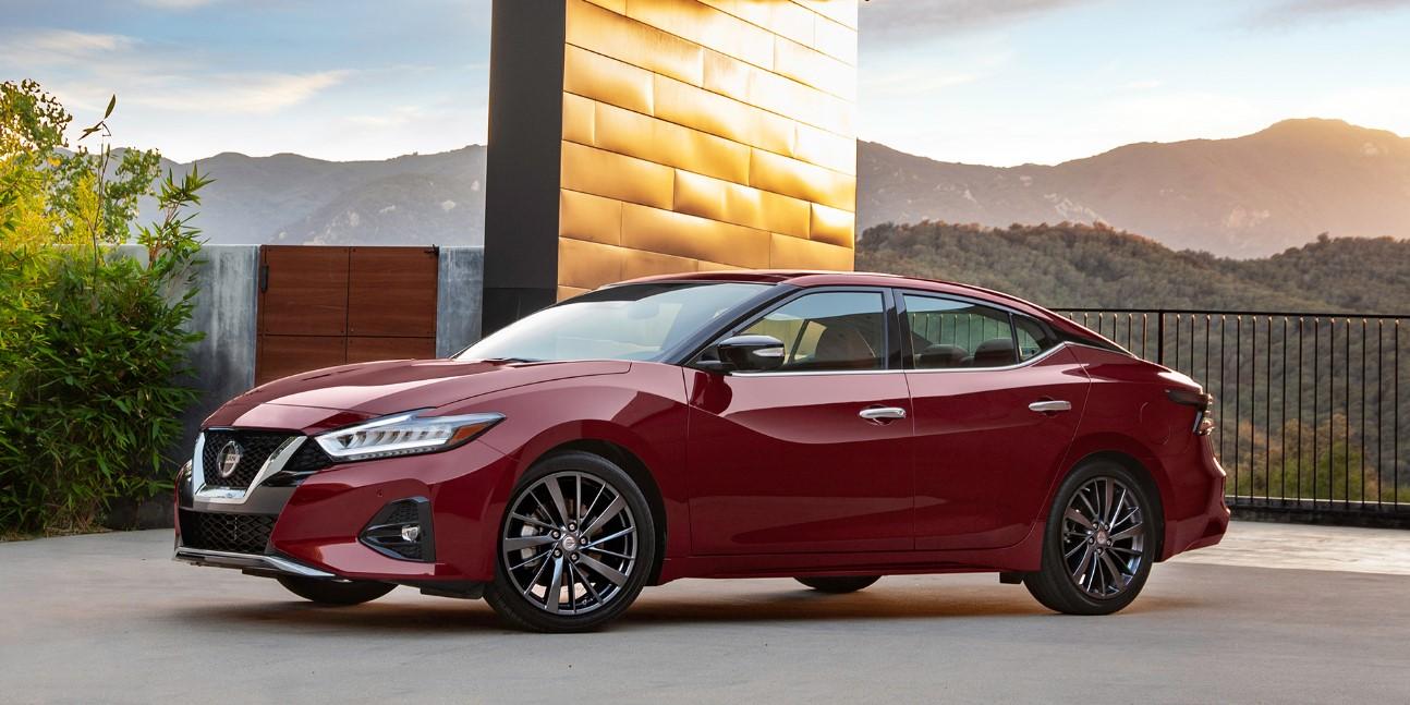 2020 Nissan Maxima For Sale, Interior, Configurations ...