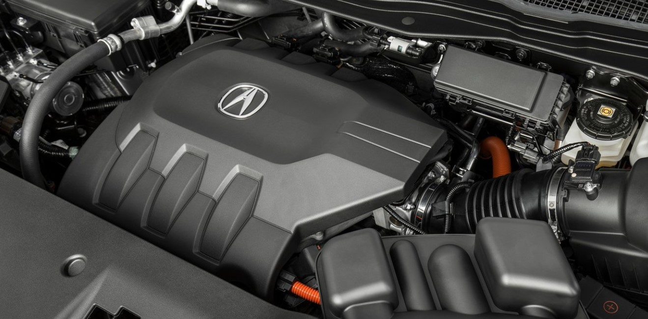 2021 Acura MDX Engine