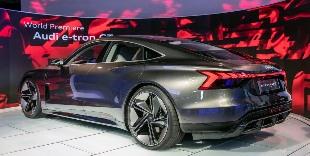2021 Audi E Tron Engine