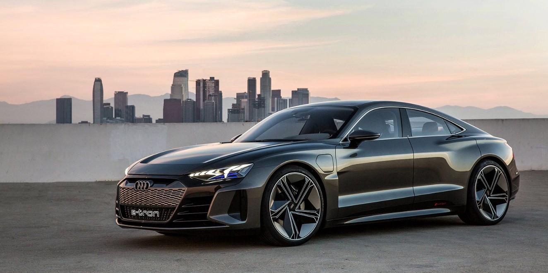 2021 Audi E Tron GT Exterior