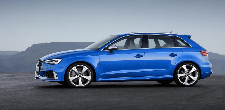 2021 Audi RS3 Exterior