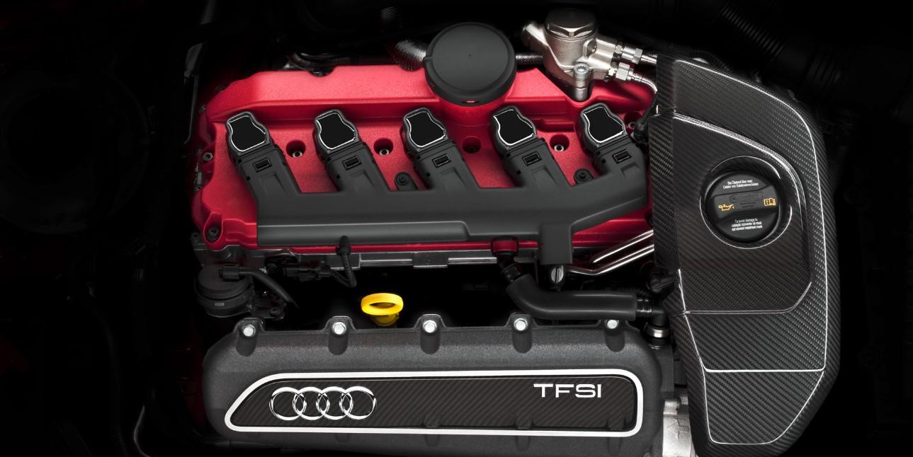 2021 Audi RS3 Sportback Engine