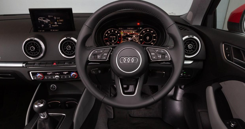 2021 Audi RS3 Sportback Interior