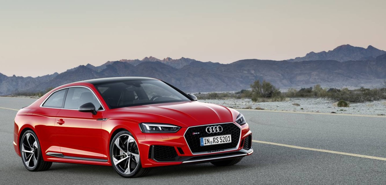 2021 Audi RS5 Exterior