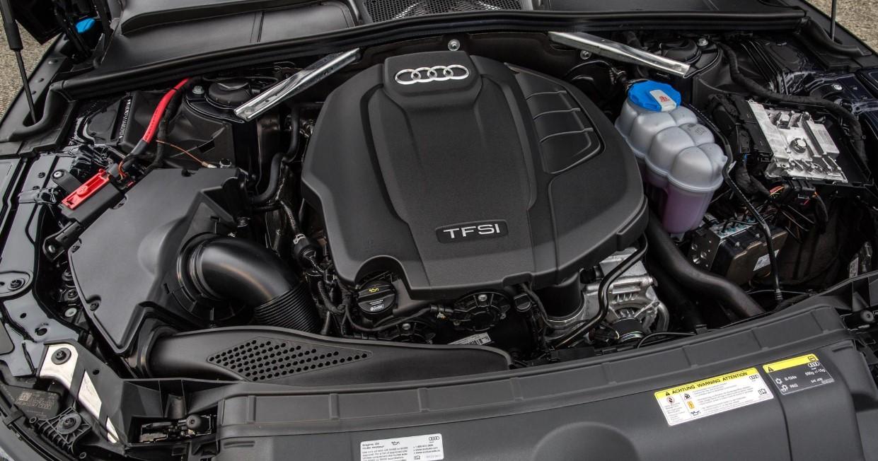 2021 Audi S5 Sportback Engine