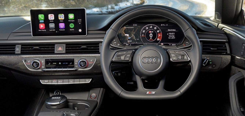 2021 Audi S5 Sportback Interior