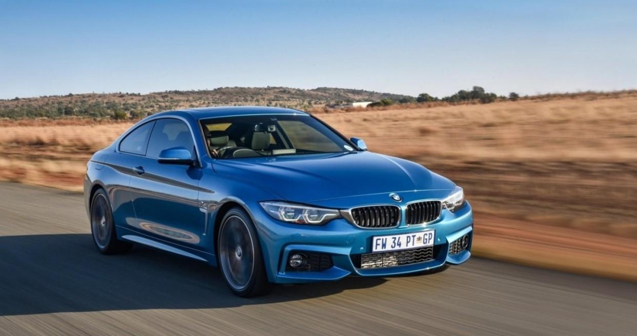 2021 BMW 4 Series Exterior