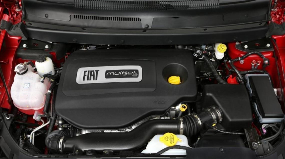 2021 Fiat 500 Engine