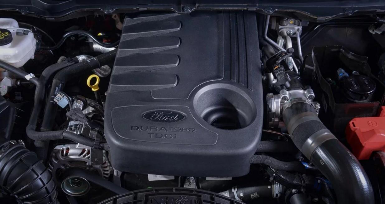 2021 Ford Everest Engine