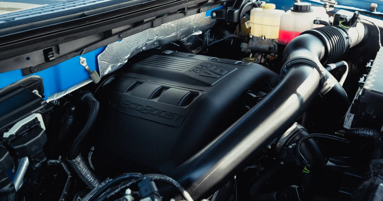 2021 Ford F150 Engine