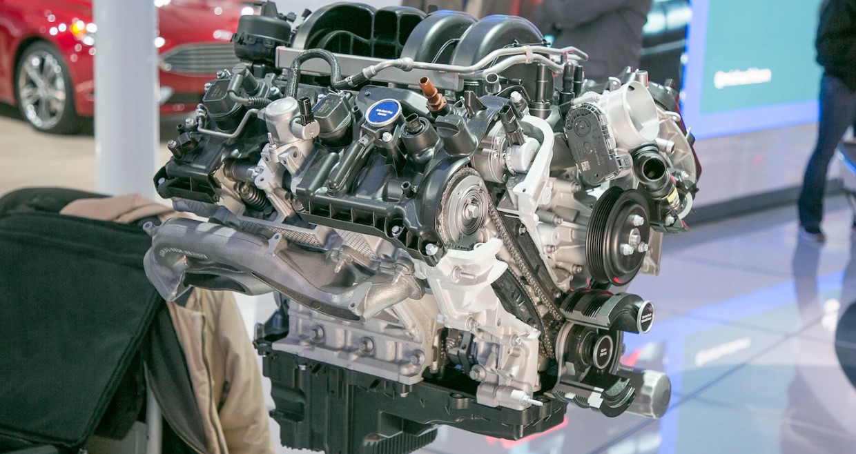 2021 Ford F250 Engine