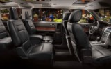 2021 Ford Flex Interior