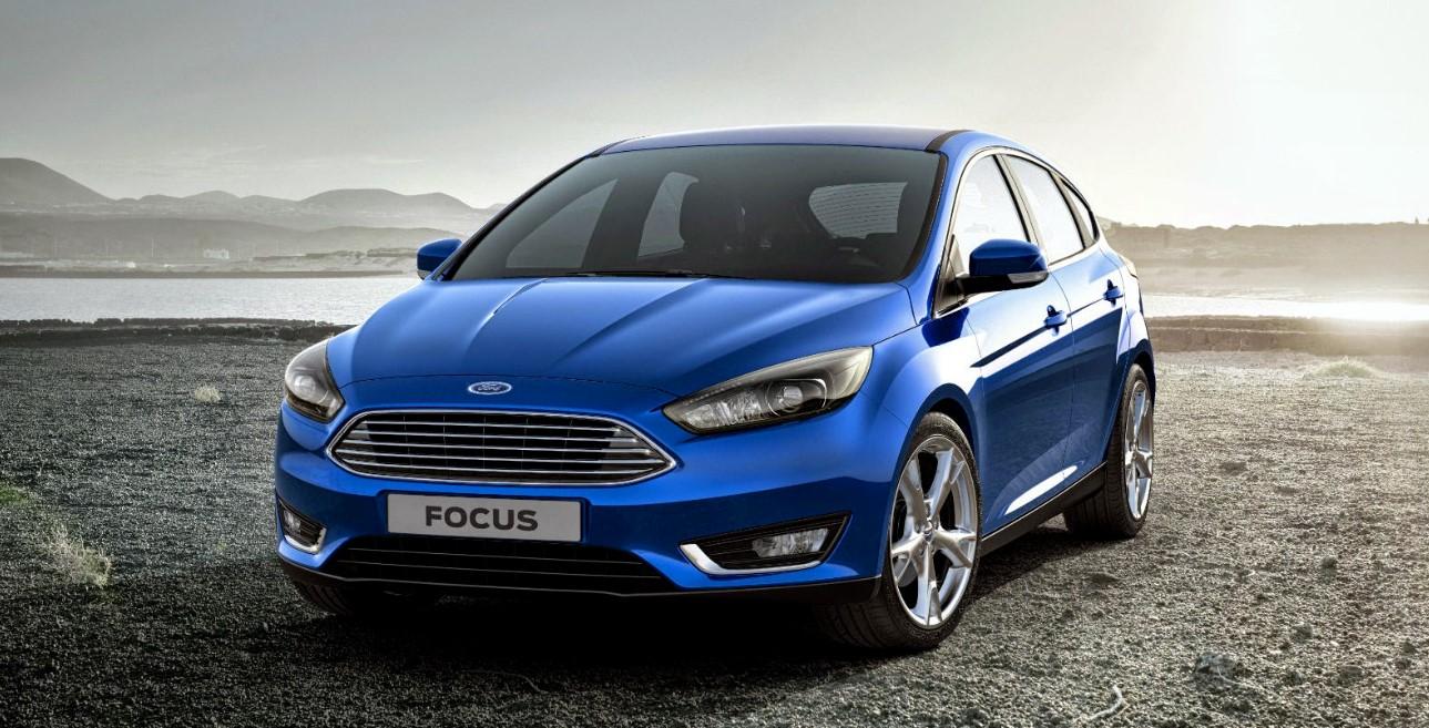 2021 Ford Focus Exterior