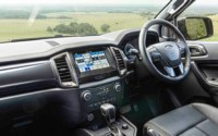2021 Ford Ranger Raptor Interior