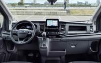 2021 Ford Transit Interior