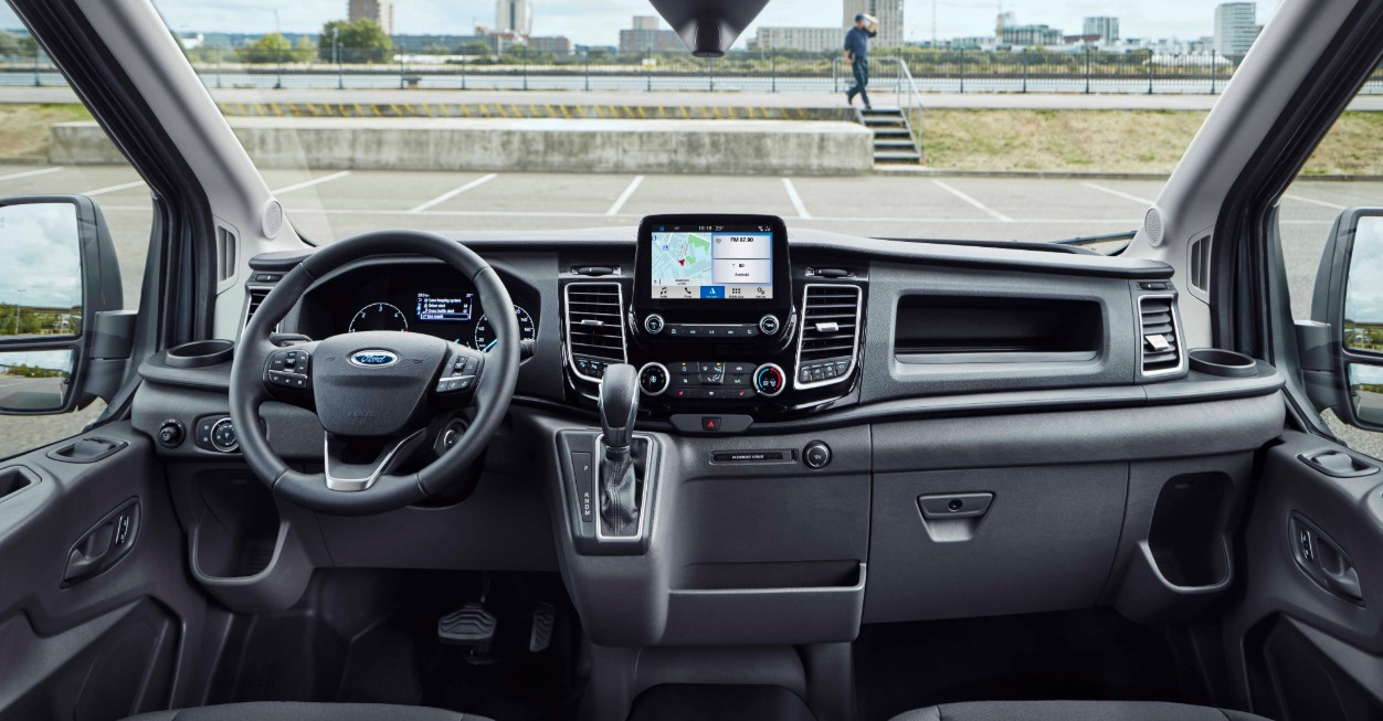 2021 Ford Transit Interior