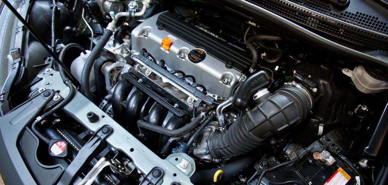 2021 Honda CRV Engine