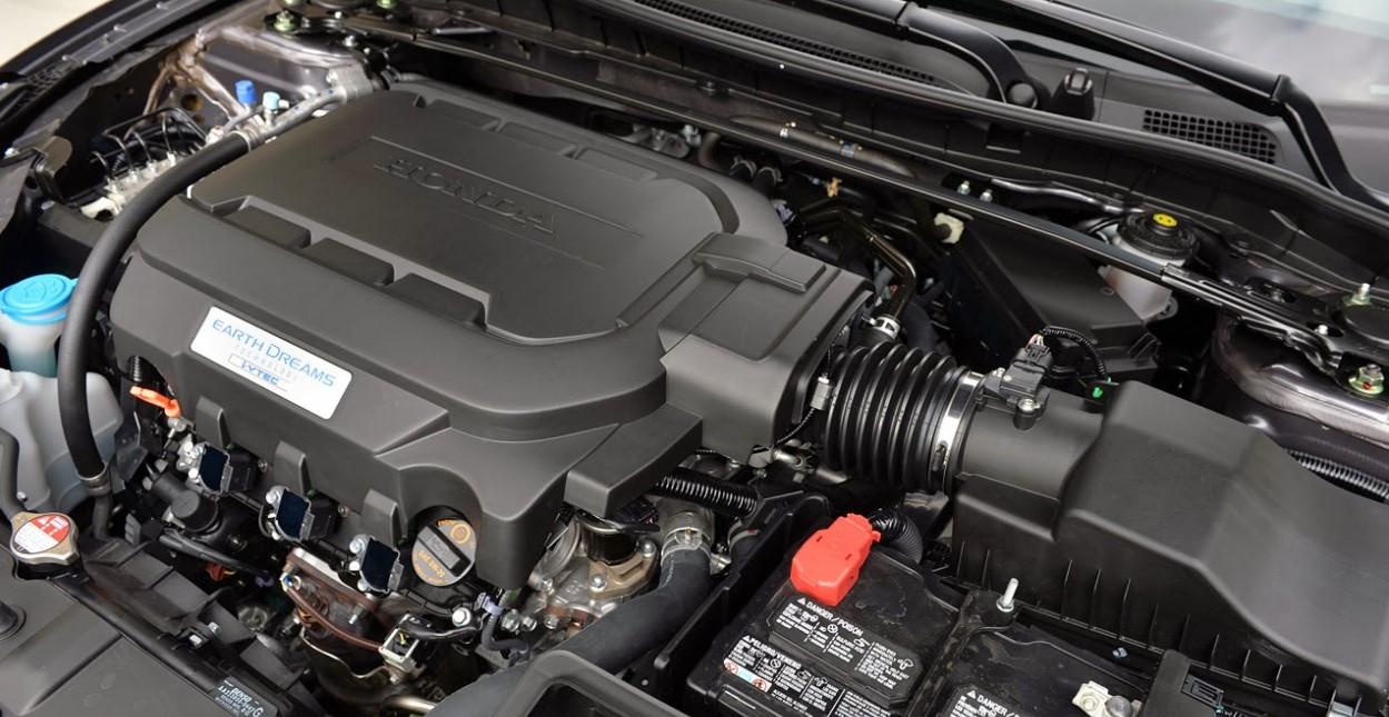 2021 Honda Civic Engine