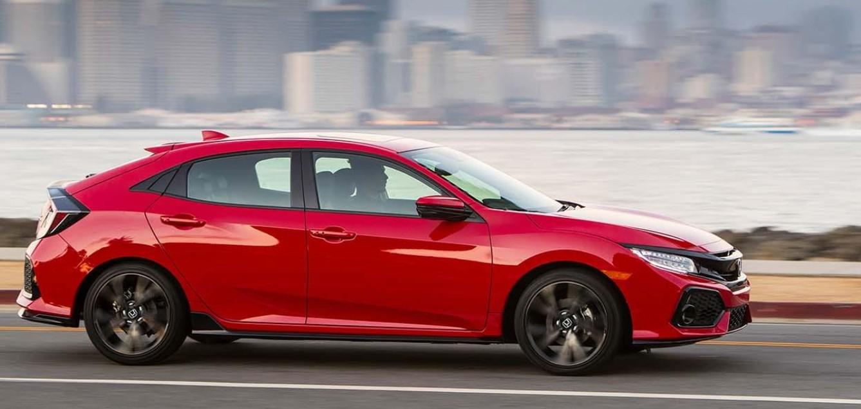 2021 Honda Civic Hatchback Exterior