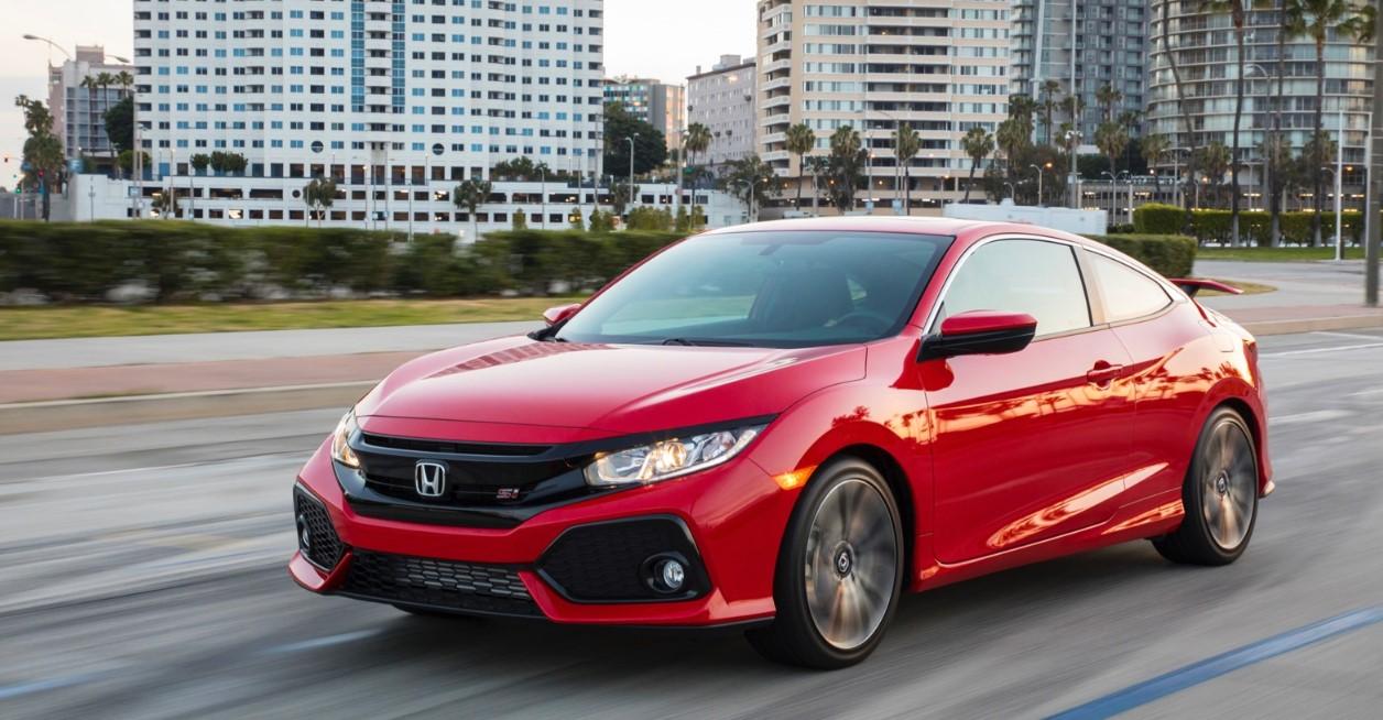 2021 Honda Civic Si Exterior