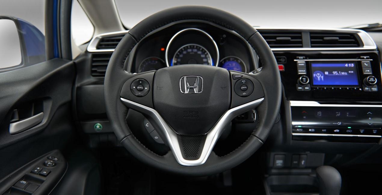 2021 Honda Fit Interior