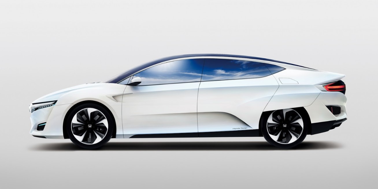 2021 Honda Prelude Exterior