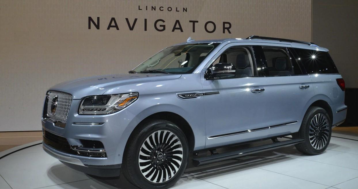 2021 Lincoln Navigator Exterior