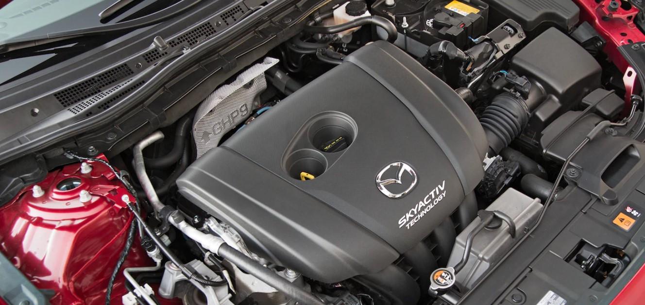 2021 Mazda 6 Engine