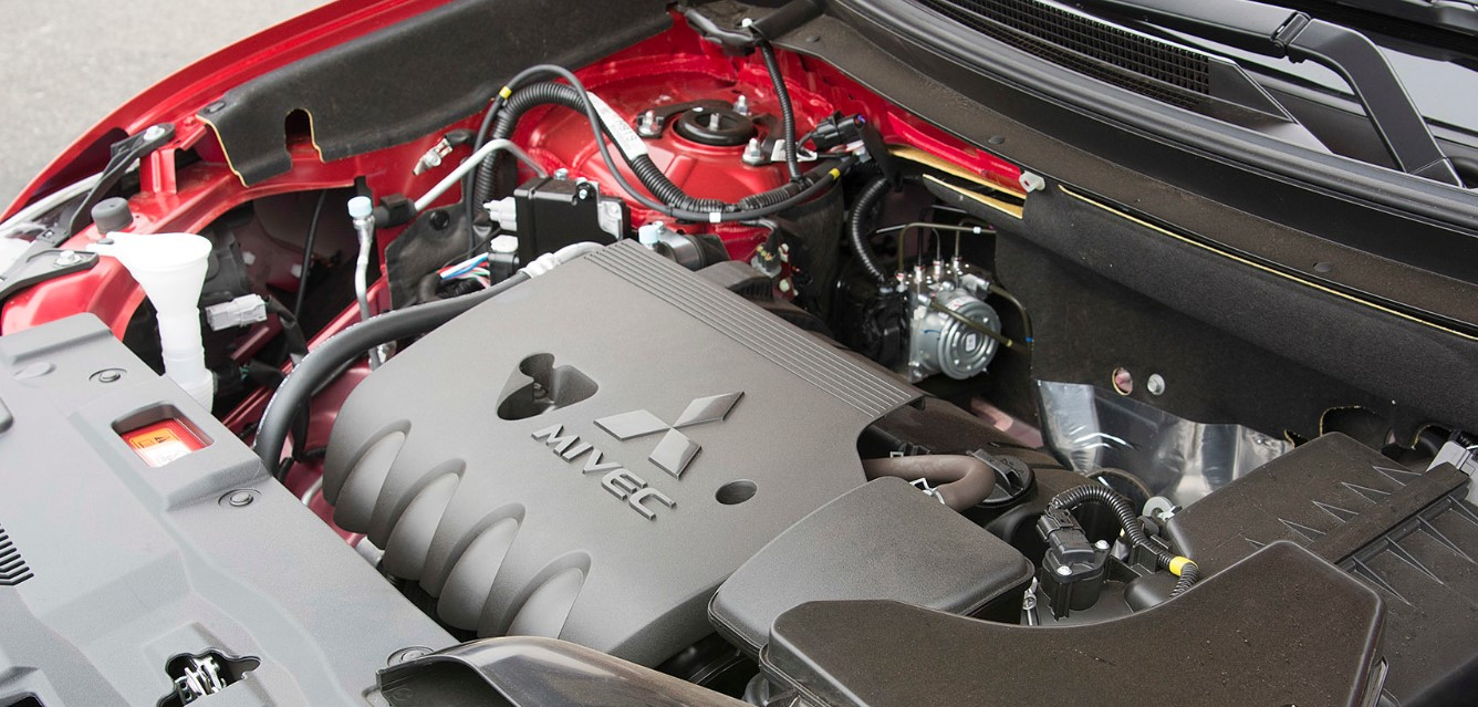 2021 Mitsubishi Outlander Engine
