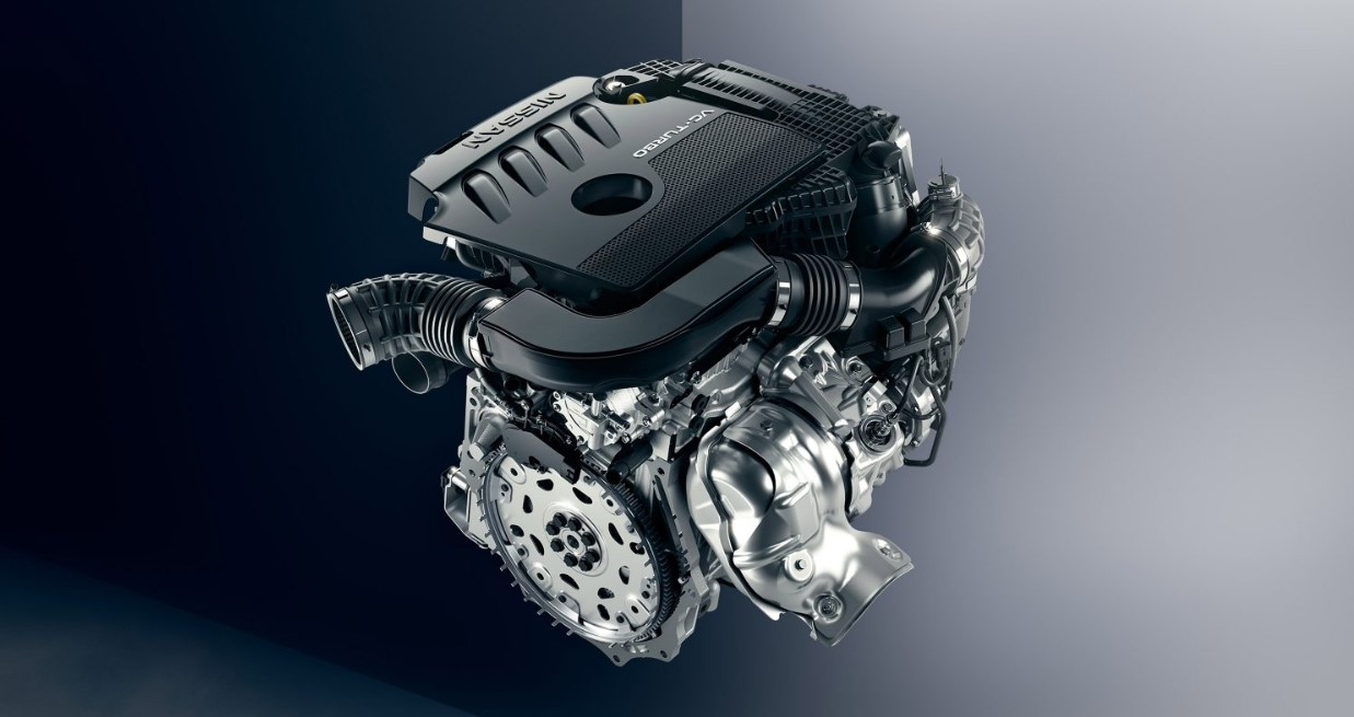 2021 Nissan Altima Engine